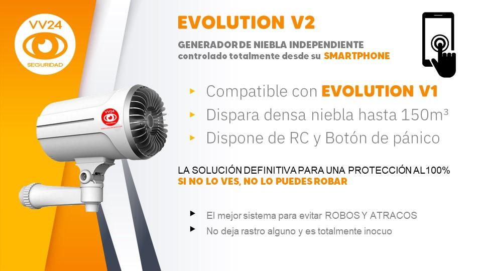 Evolution v2